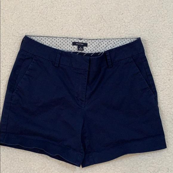 Nautica Pants - Nautica Navy Shorts   Size 2